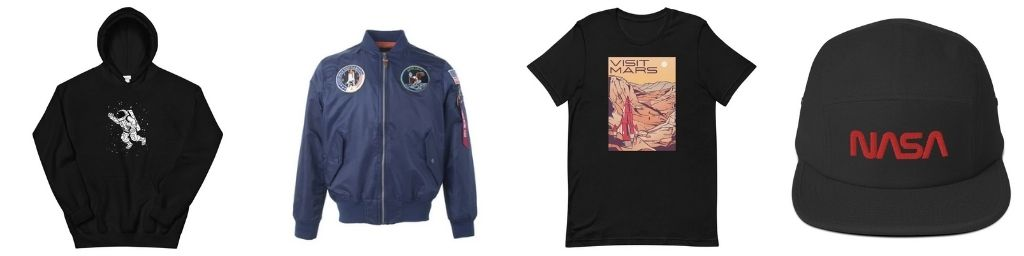 space-clothing
