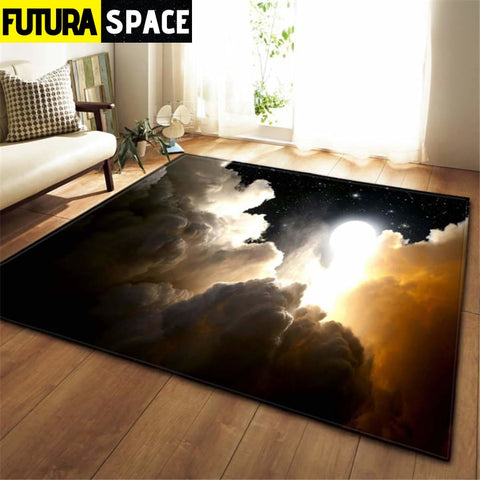 3D Galaxy Space Stars Carpets - No-7 / 100x150cm - 100000392