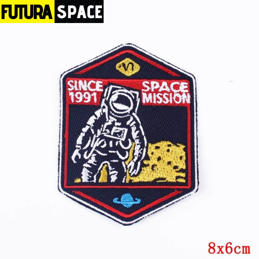 Alien Patch Sticker Badge - PE4643CT - 100005735