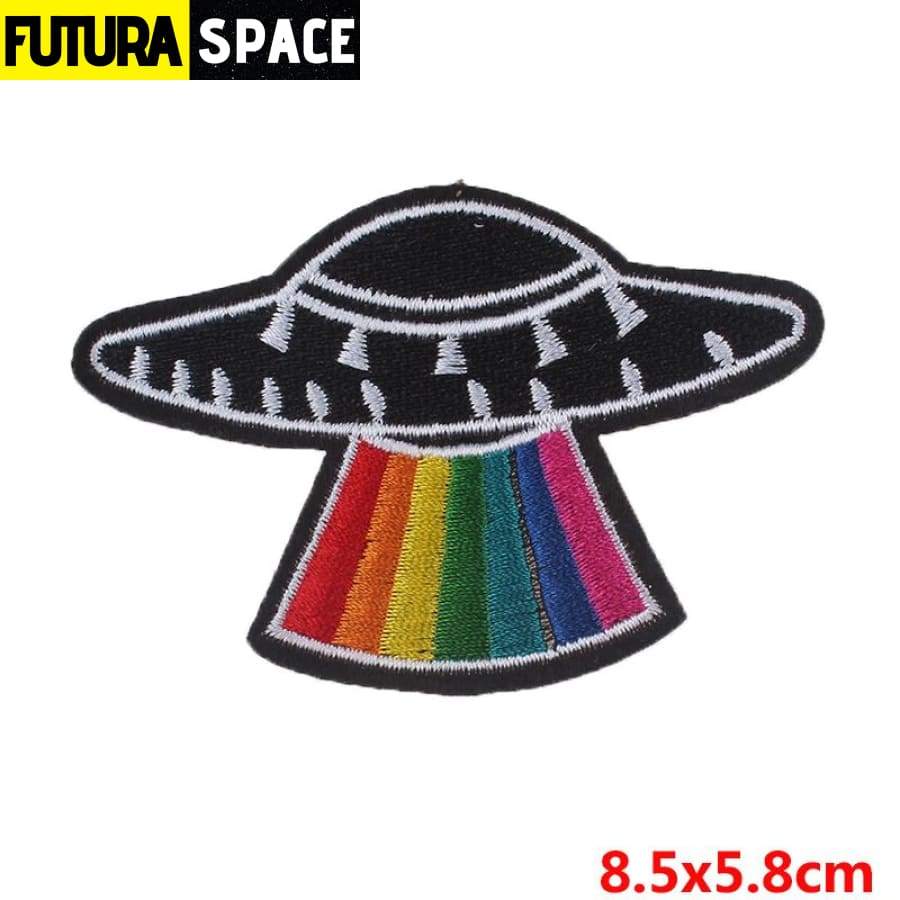 Alien Patch Sticker Badge - PE3418CT - 100005735
