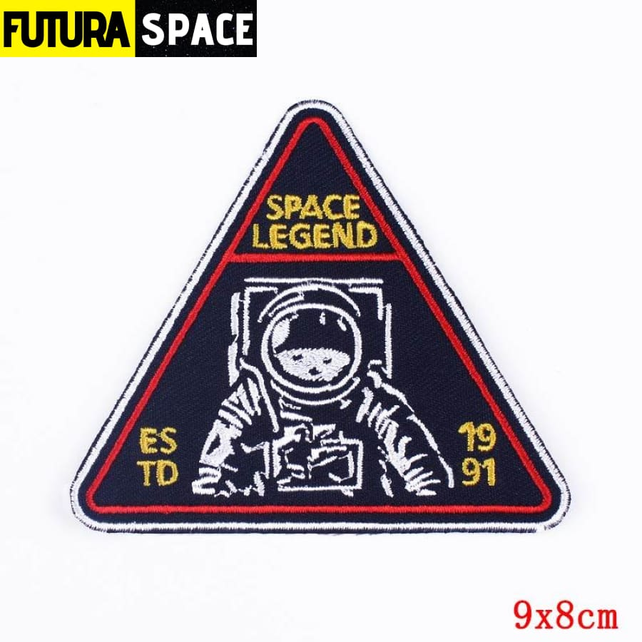 Alien Patch Sticker Badge - PE4647CT - 100005735