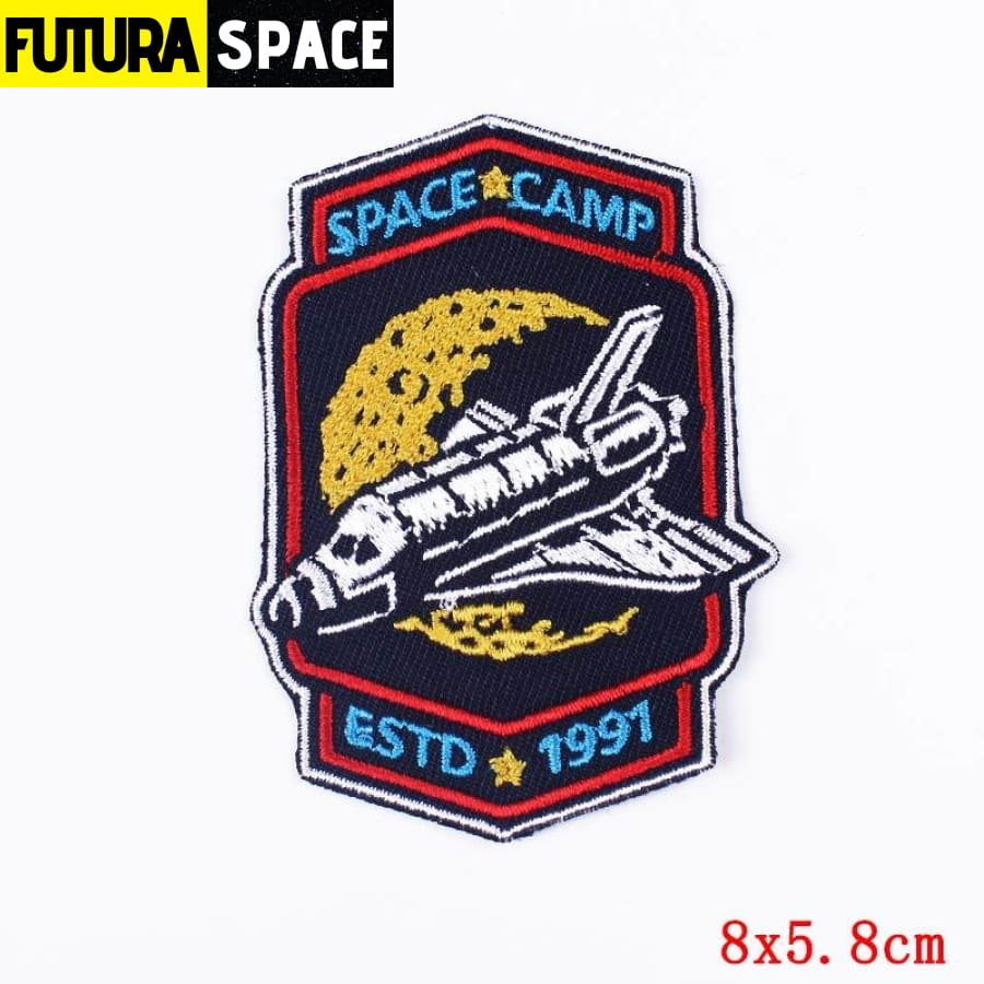 Alien Patch Sticker Badge - PE4646CT - 100005735