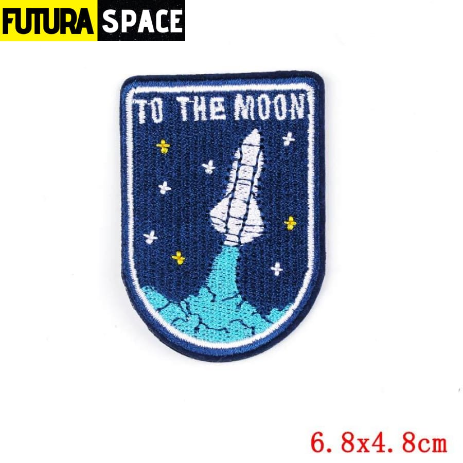 Alien Patch Sticker Badge - PE4715CT - 100005735