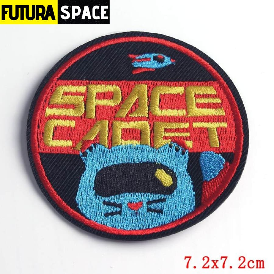 Alien Patch Sticker Badge - PE4497CT - 100005735