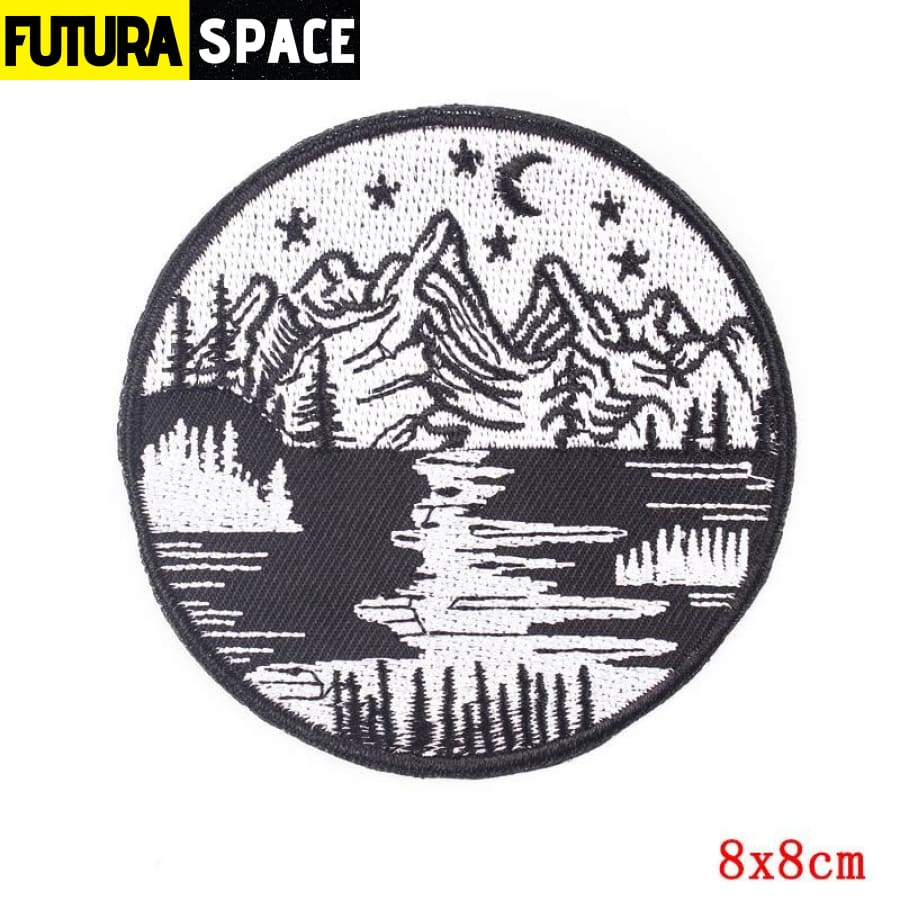 Alien Patch Sticker Badge - PE4731CT - 100005735