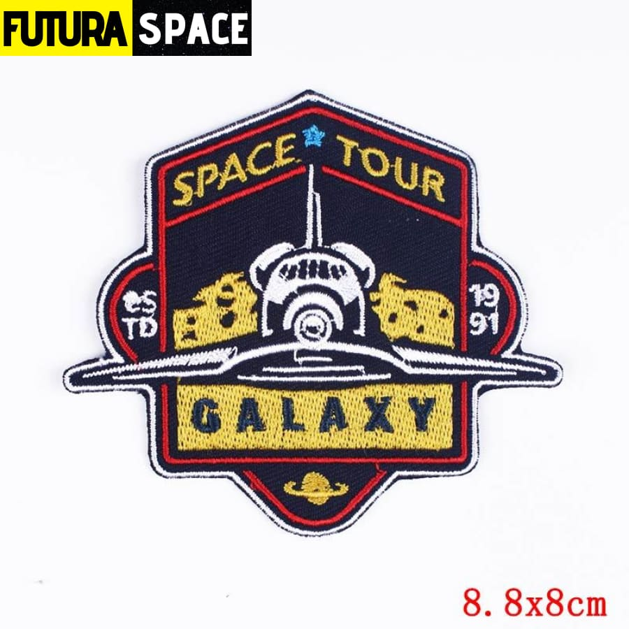 Alien Patch Sticker Badge - PE4642CT - 100005735