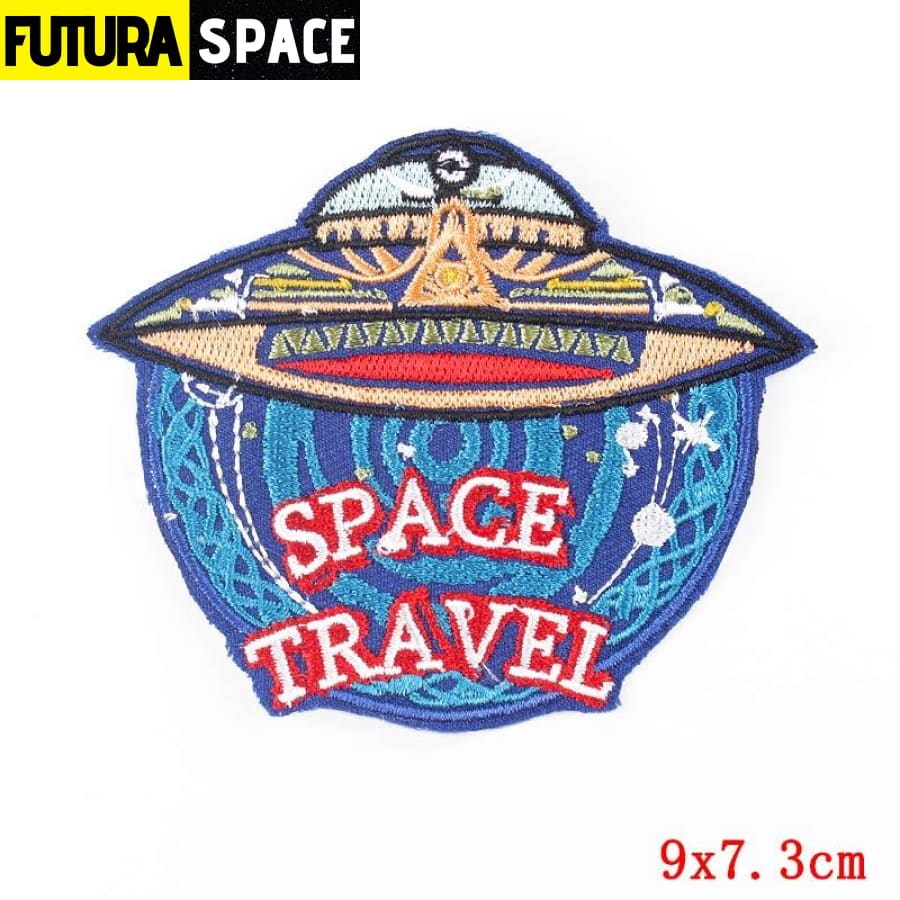 Alien Patch Sticker Badge - PE4734CT - 100005735