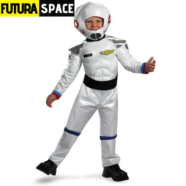 ASTRONAUT SPACEMAN COSTUME FOR KIDS - 200003989