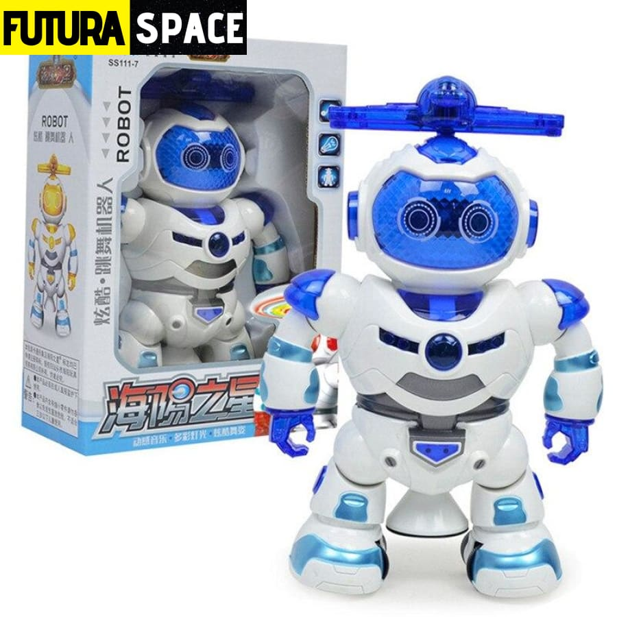 ASTRONAUT TOY - Electronic Smart Robot - sd - 2621