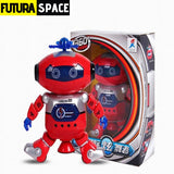 ASTRONAUT TOY - Music Light - Red - 2621