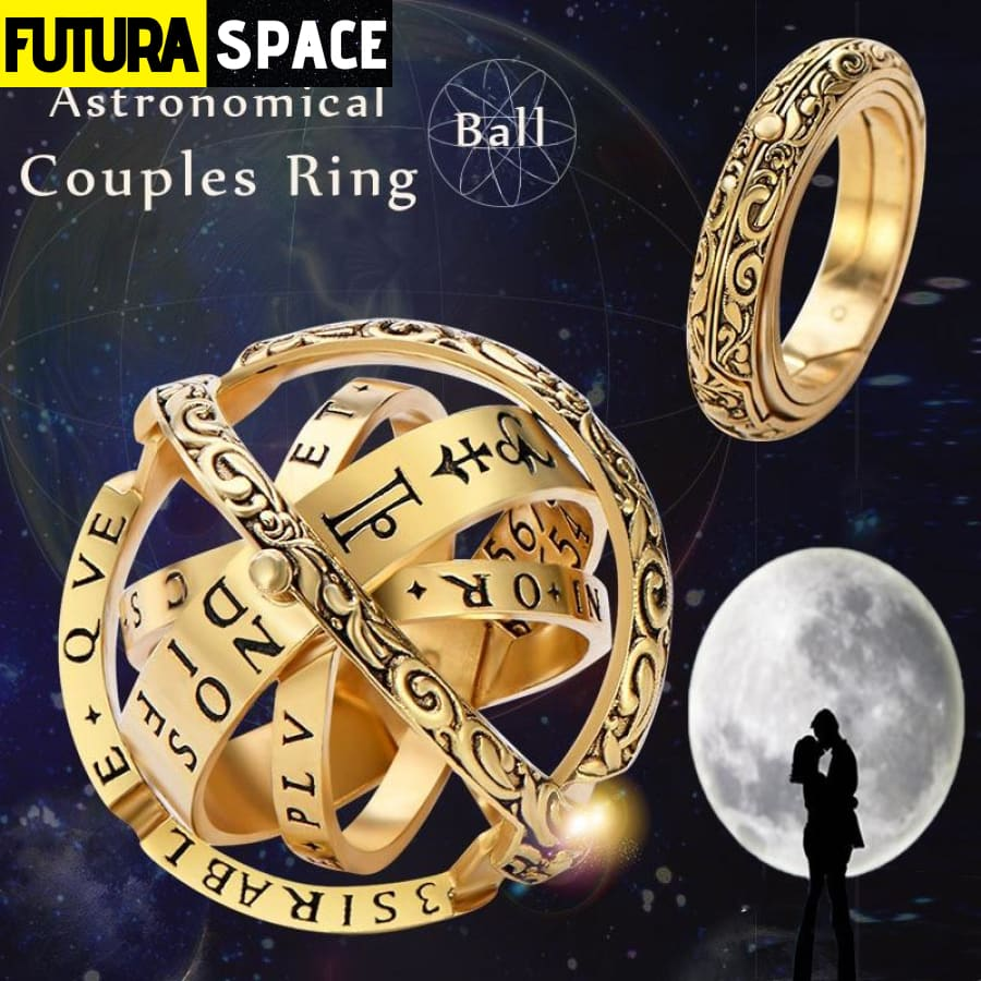 ASTRONOMICAL RING - 100007323