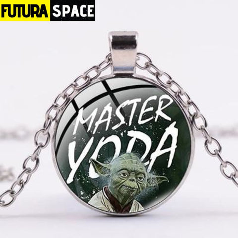 BABY YODA NECKLACE - 200000162