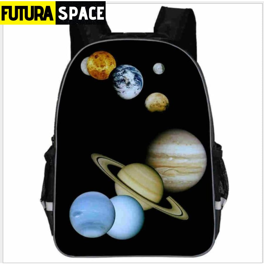Backpack Space Solar For Teenagers - 152401