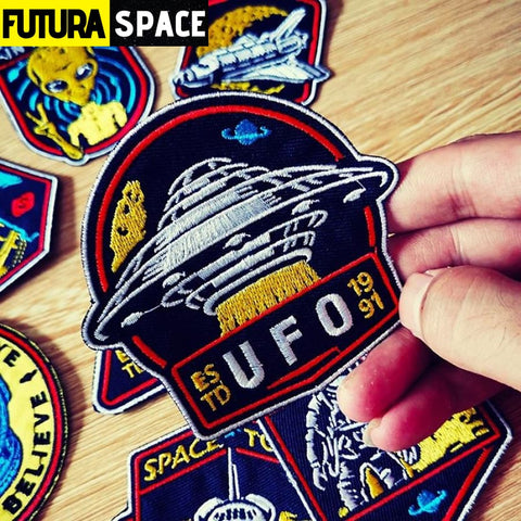 Embroidery - Space Patch - 100005735