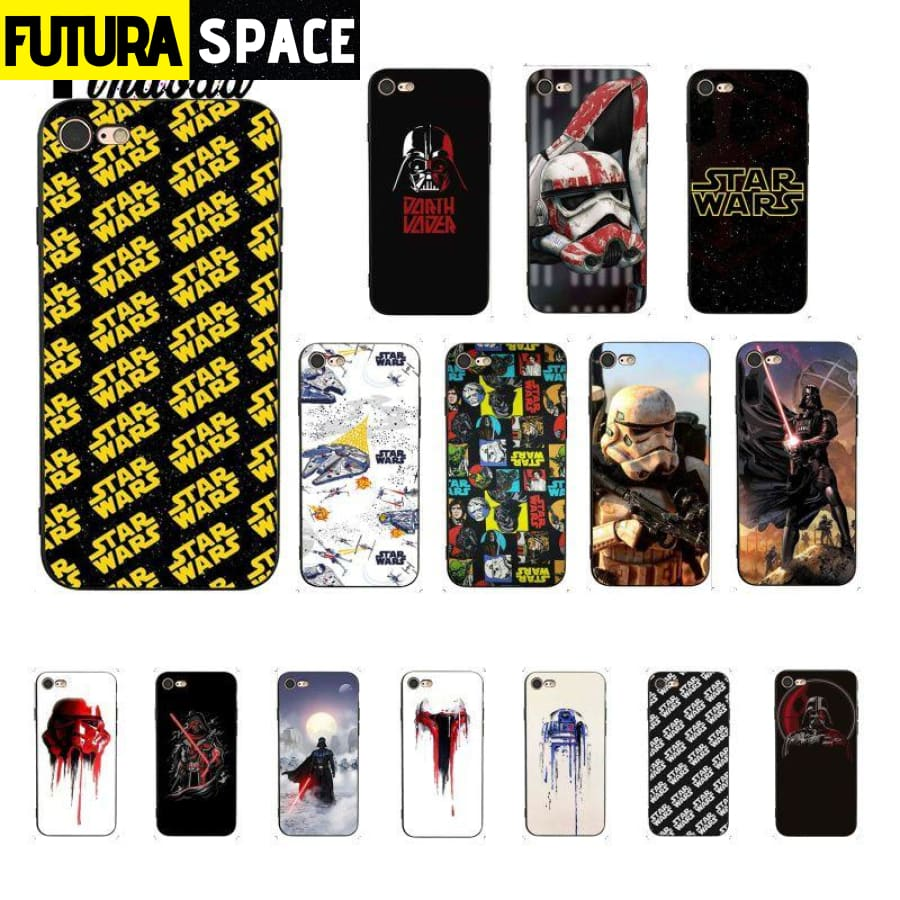Epic Star Wars Phone Case for iPhone - 380230