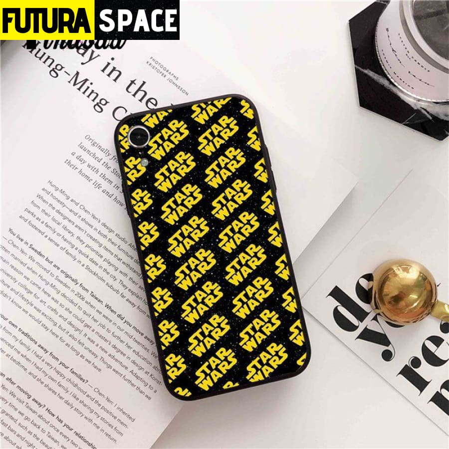 Epic Star Wars Phone Case for iPhone