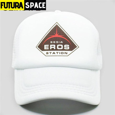 EXPANSE - SPACE CAP - White / Fits 55to58cm Head - 200000403