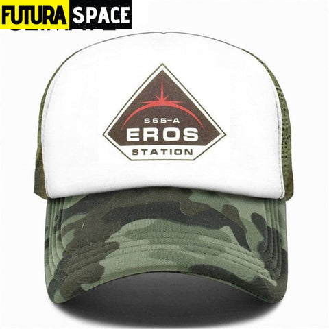 EXPANSE - SPACE CAP - Camouflage / Fits 55to58cm Head -