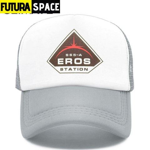 EXPANSE - SPACE CAP - Gray / Fits 55to58cm Head - 200000403