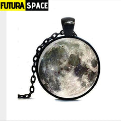 FULL MOON NECKLACE - 200000162