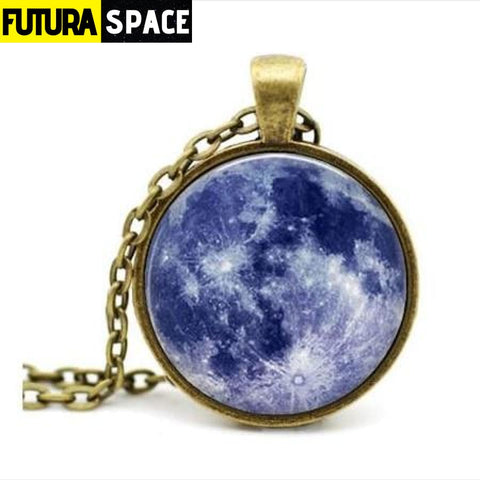 FULL MOON NECKLACE - 5 - 200000162