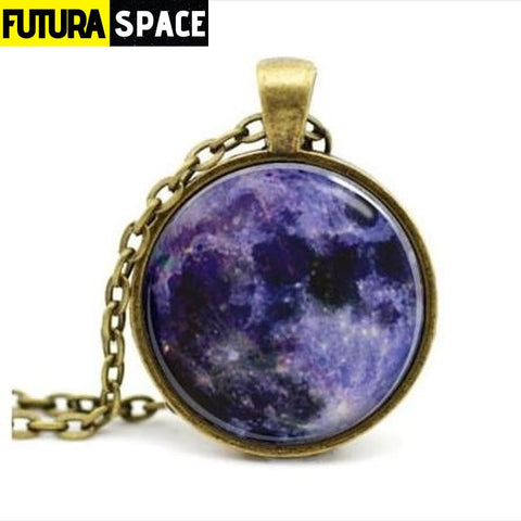 FULL MOON NECKLACE - 3 - 200000162
