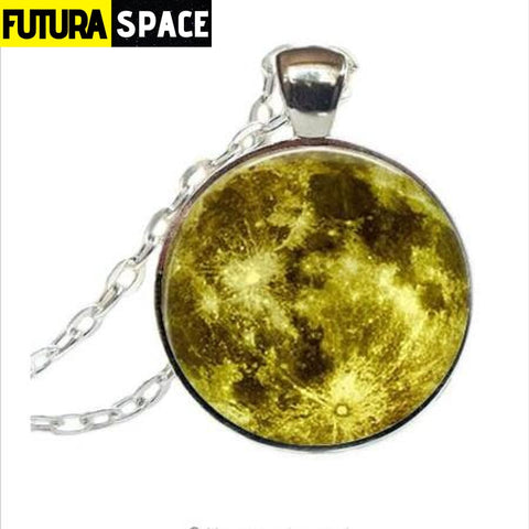 FULL MOON NECKLACE - 4 - 200000162