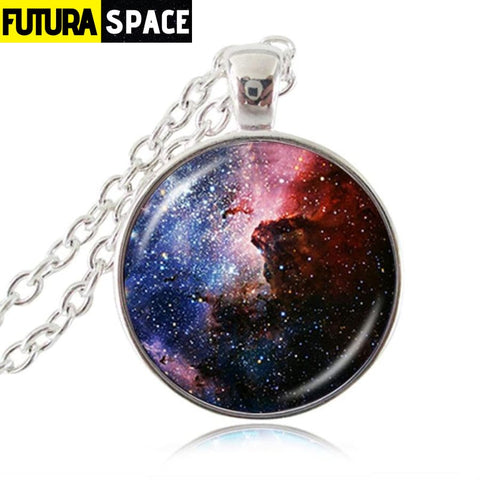 GALAXY PENDANT - Butterfly Galaxies - 200000162