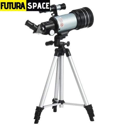HD professional astronomical telescope - Option 1 -