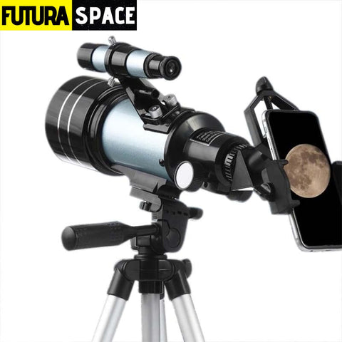 HD professional astronomical telescope - Option 2 -