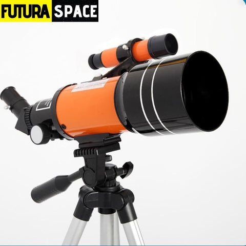 HD professional astronomical telescope - Option 4 -