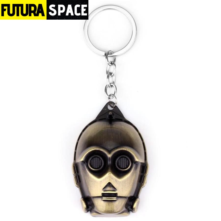 Imperial Stormtrooper Keychain - 200000174