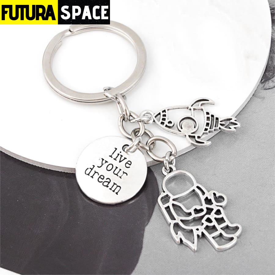 Live Your Dream keychain - 200000174