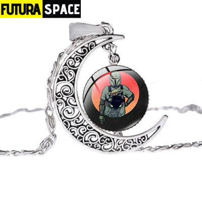 MADALORIAN NECKLACE - Style 20 / China - 200000162