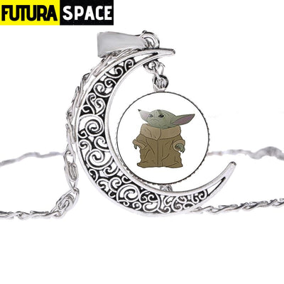MADALORIAN NECKLACE - Style 5 / China - 200000162