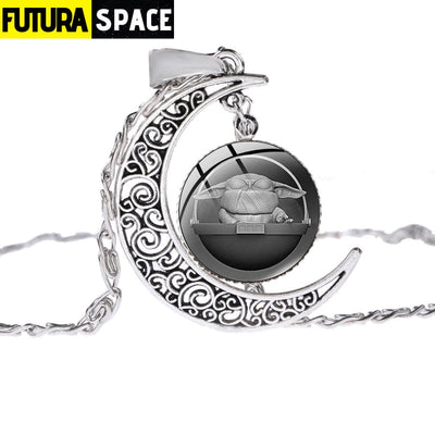 MADALORIAN NECKLACE - Style 19 / China - 200000162