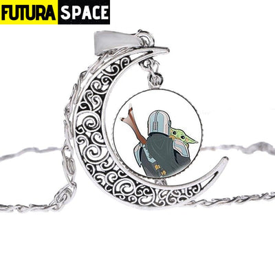 MADALORIAN NECKLACE - Style 13 / China - 200000162