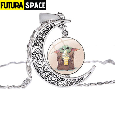 MADALORIAN NECKLACE - Style 4 / China - 200000162