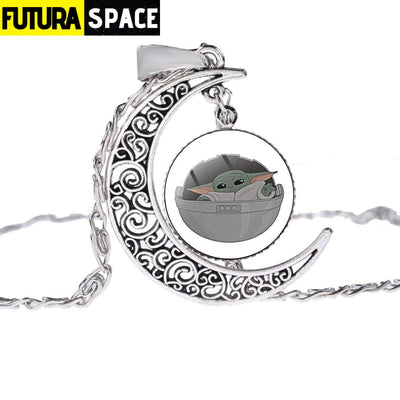 MADALORIAN NECKLACE - Style 6 / China - 200000162