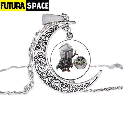 MADALORIAN NECKLACE - Style 9 / China - 200000162