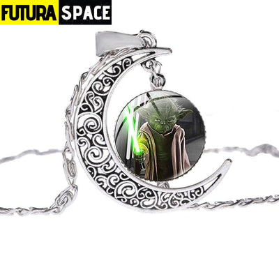 MADALORIAN NECKLACE - Style 16 / China - 200000162