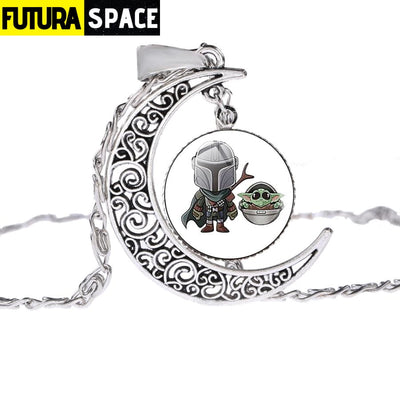 MADALORIAN NECKLACE - Style 11 / China - 200000162
