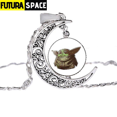 MADALORIAN NECKLACE - Style 1 / China - 200000162