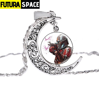 MADALORIAN NECKLACE - Style 12 / China - 200000162