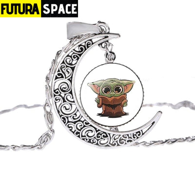 MADALORIAN NECKLACE - Style 10 / China - 200000162
