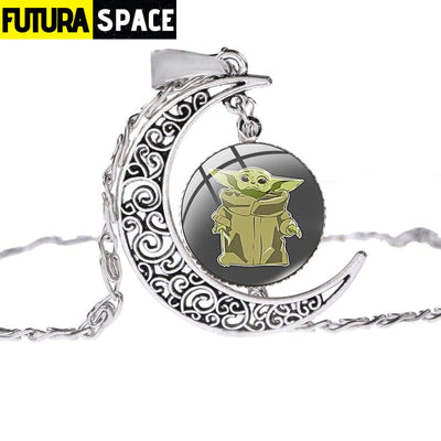 MADALORIAN NECKLACE - Style 2 / China - 200000162