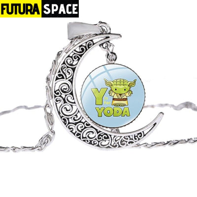 MADALORIAN NECKLACE - Style 3 / China - 200000162