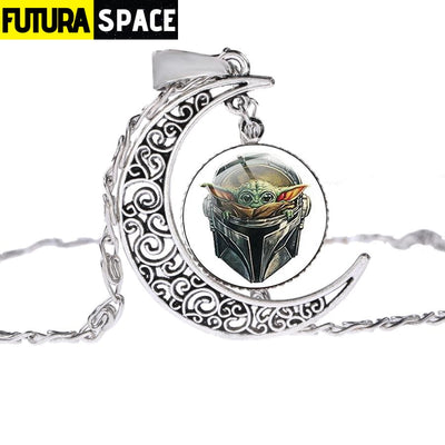 MADALORIAN NECKLACE - Style 14 / China - 200000162