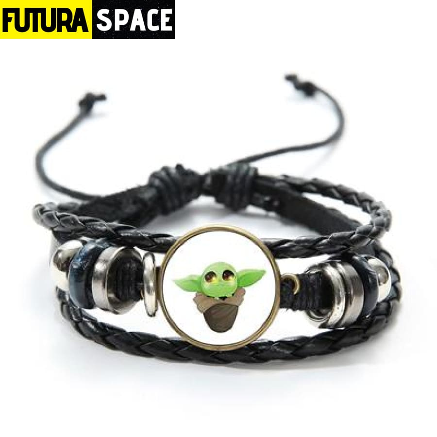 MASTER YODA BRACELET (STAR WARS) - Style 18 / China -