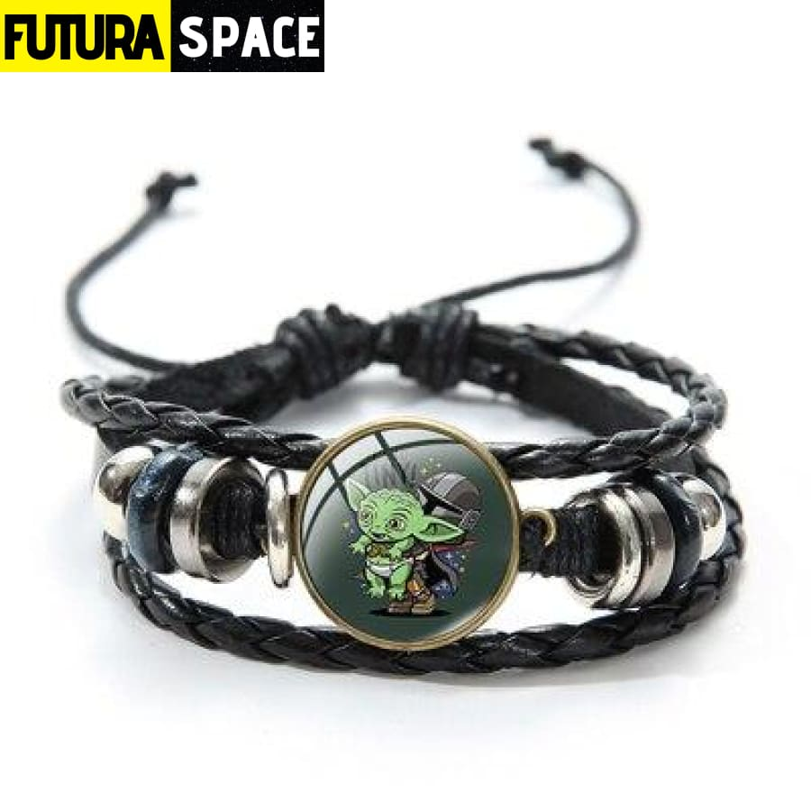 MASTER YODA BRACELET (STAR WARS) - Style 6 / China -